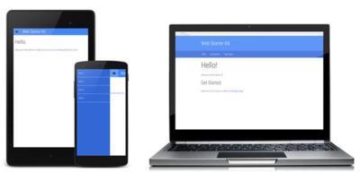 Google lanza Web Starter Kit para facilitar el diseño web de múltiples dispositivos