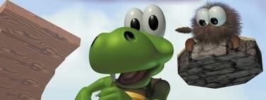 Croc, el cocodrilo que quería ser Yoshi y al que le debemos Super Mario 64 de forma indirecta