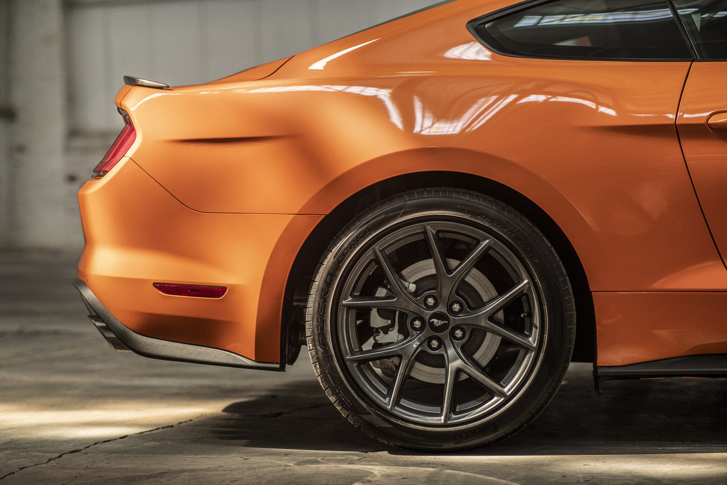 Foto de Ford Mustang High Performance Package 2020 (8/20)