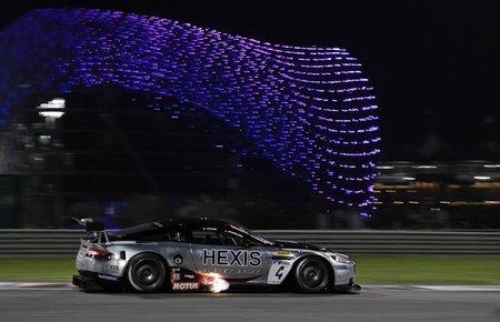 Aston Martin comienza la temporada de FIA GT1 dominando en Abu Dhabi