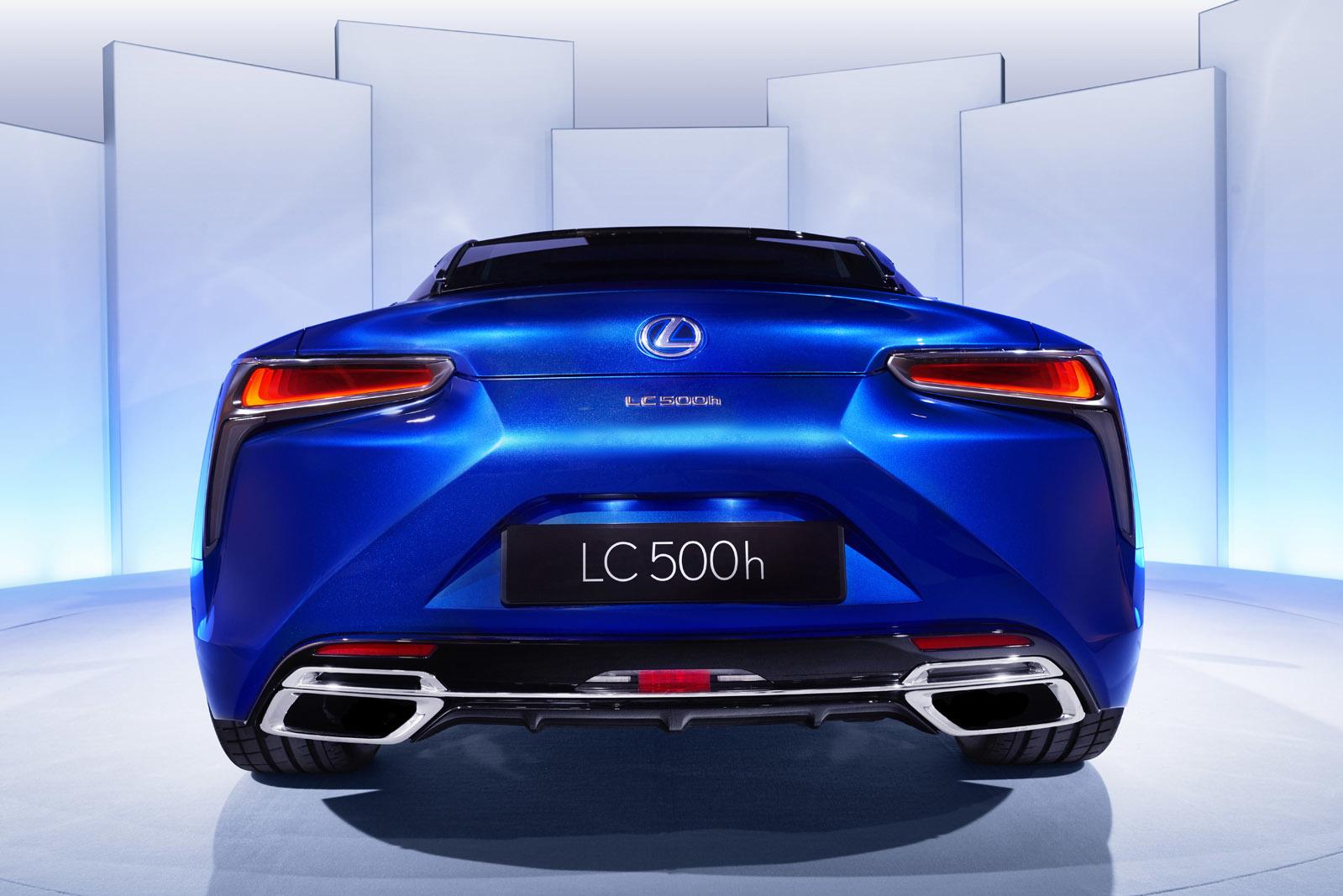 Foto de Lexus LC 500h (46/49)