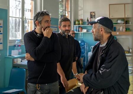 Eric Toledano, Olivier Nakache y Vincent Cassel