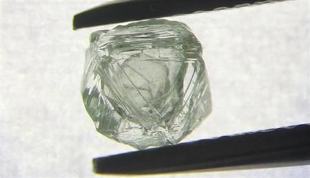 Se descubre un diamante único en el mundo: en su interior flota otro diamante
