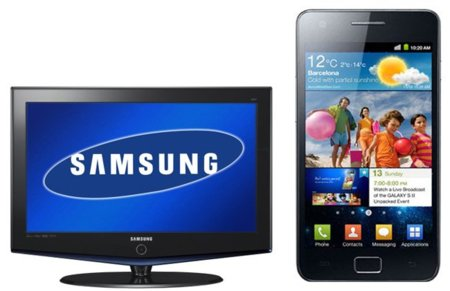 Samsung vende menos pantallas, más móviles y el pulso con Apple continúa