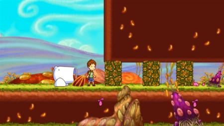 A Boy and His Blob llevará su encanto a Xbox One el 20 de enero
