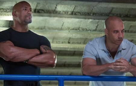 Dwayne Johnson contra Vin Diesel: así ha sido la larga guerra entre los actores que ha roto la familia de 'Fast & Furious'