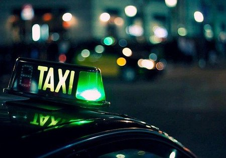 ¿Compartirías un taxi?