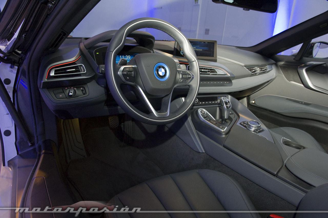 Foto de BMW i8, primeras impresiones (9/21)