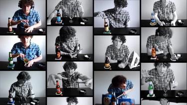 Beer Vivaldi, música con botellas de cerveza