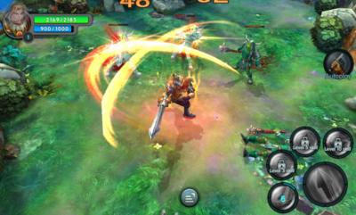 Taichi Panda, ambicioso hack'n slash con tintes RPG y toques multijugador