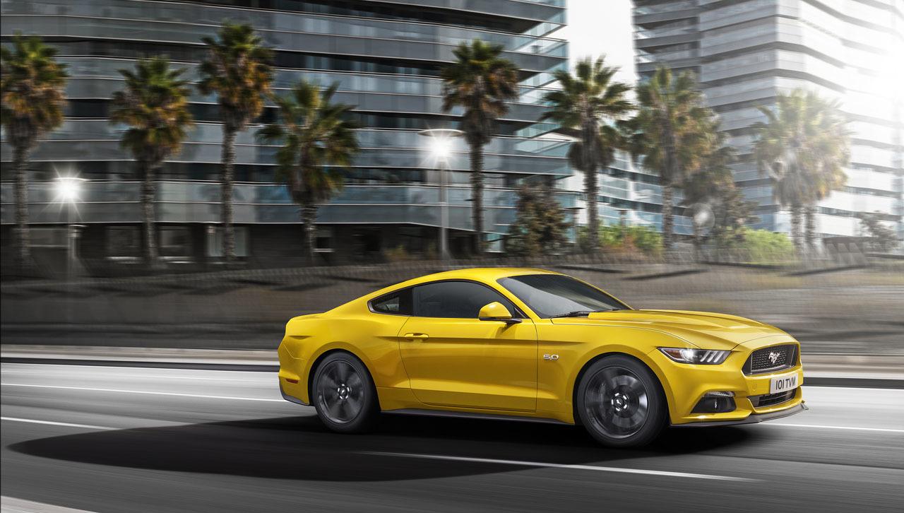 Foto de Ford Mustang 2015 (7/53)