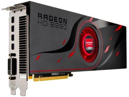 AMD 6990, la nueva tarjeta gráfica puntera y con doble núcleo de AMD
