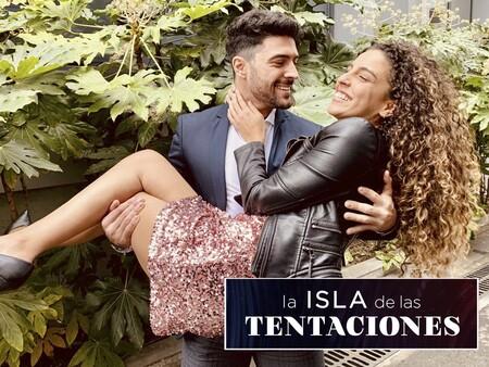 Josué Bernal y Zoe (de la última etapa de 'MyHyV'), una de las parejas que participará en 'La Isla de las Tentaciones 4'