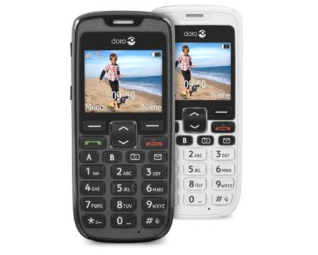 Doro PhoneEasy 515, ahora con cámara integrada