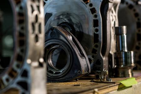 Motor Rotativo Mazda
