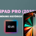 """El potentísimo iPad Pro (2021) de 11"""" con chip M1 ya está de oferta en Amazon a 829,99 euros, su precio mínimo histórico"""