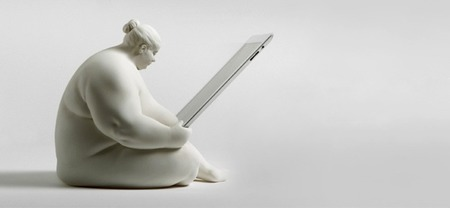 La Venus de Cupertino, el dock para iPad más escultural
