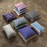 The salon cushion, una nueva colección textil que llenará de elegancia nuestros sofás
