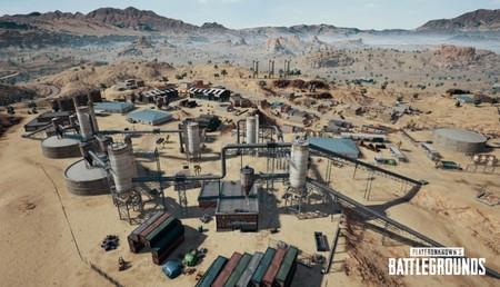 Así es Miramar, el colosal mapa ambientado en el desierto de PlayerUnknown's Battlegrounds
