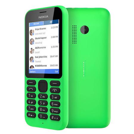 Nokia 215, Microsoft seguirá apostando por los teléfonos sencillos y económicos