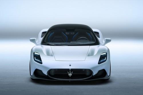 Maserati MC20: El renacer del verdadero espíritu deportivo de la marca tiene 630 hp y un V6 biturbo
