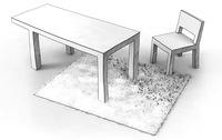 Sketch, cuándo los muebles dibujados se convierten en realidad