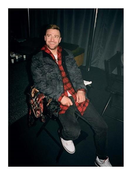 Justin Timberlake Y Levi S Juntos En Una Imperdible Coleccion De Otono 2