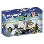 Playmobil Super 4 Camaleón con Gené por 25,99 euros y envío gratis