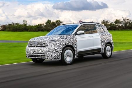 El Volkswagen T-Cross hecho en Brasil sólo llevará motores TSI e incluirá ESC de serie