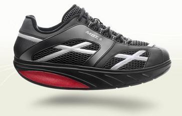 MBT: el calzado que mejora la postura y moldea el cuerpo