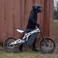 La UBCO FRX1 está a caballo entre bicicleta y moto eléctrica, y es toda una bofetada a la Segway X260