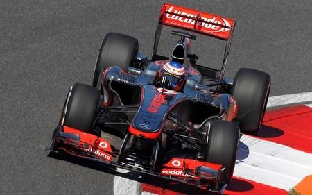 McLaren podría hacer su test con Pirelli en el Circuito de Aragón