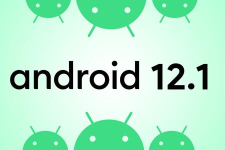 Android 12.1 podría ser la próxima versión antes de Android 13