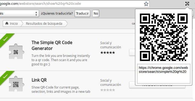 Extensiones para el navegador