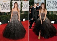 Olivia Wilde Marchesa Golden Globes