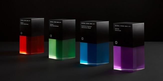 Estas son las aplicaciones con mejor interfaz Material Design de 2017, según Google