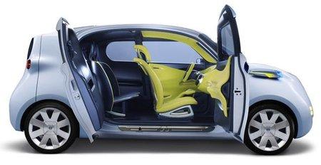 Townpod Concept ¿el nuevo eléctrico de Nissan?