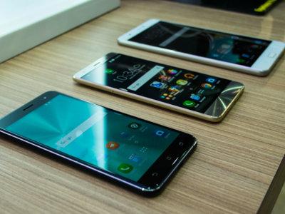 """Zenfone 3, Zenfone 3 Deluxe y Zenfone 3 Ultra, primeras impresiones: buenas (y """"grandes"""") sensaciones"""