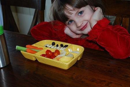 Menús escolares más saludables