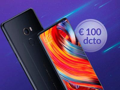 Xiaomi celebra su octavo aniversario con un ofertón: el Xiaomi Mi MIX 2 100 euros más barato