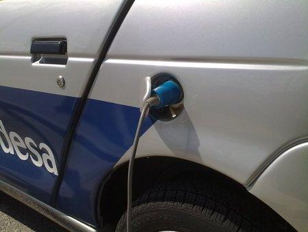 Enchufe coche eléctrico 2