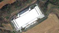 El centro de datos de Apple en Carolina del Norte ya puede verse desde Google Maps, ¿alcanzará el nivel de zoom a ver algo de iCloud?