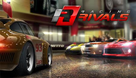 Racing Rivals llega a Android tras su éxito en iOS