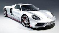 Porsche podría diseñar un ocho cilindros bóxer