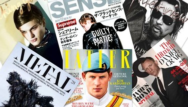 El Kiosko de Trendencias Hombre. Las revistas masculinas dan la bienvenida al otoño (II)