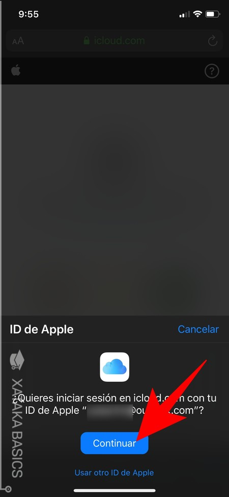 Desde Iphone