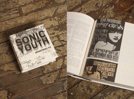 El sensacional libro de Sonic Youth