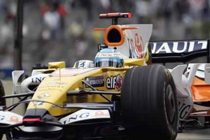 Fernando Alonso despide el año con otro podio