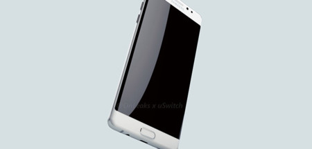 Samsung Galaxy Note 6 7