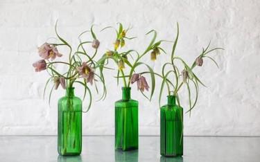 17 ideas para decorar con botes, tarros y botellas cualquier rinconcito de tu hogar